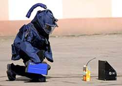 Осторожно! Самодельные взрывные устройства