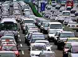 Тактика движения в транспортных заторах