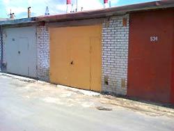 Воровство из гаража - как избежать