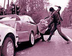 «Романтики» с большой дороги (что делать если Вас решили ограбить, или что делать, чтобы Вас не ограбили)