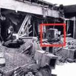 После взрыва