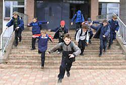 Правила безопасности для ребенка в школе