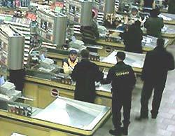 Методические рекомендации сотрудникам СБ, несущим дежурство на посту «прикассовая зона» гипермаркета