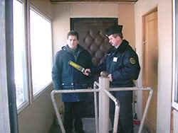 Организация проверок объектов (постов) охраны