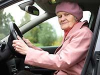 Как попасть в три аварии за один час? Спросите эту бабушку
