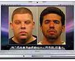 Украденный ноутбук сдал воров в полицию
