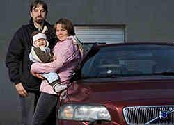 Volvo дает советы для семейных автопутешествий