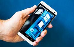 Американские инженеры разработали систему безопасности смартфона на основе жестов